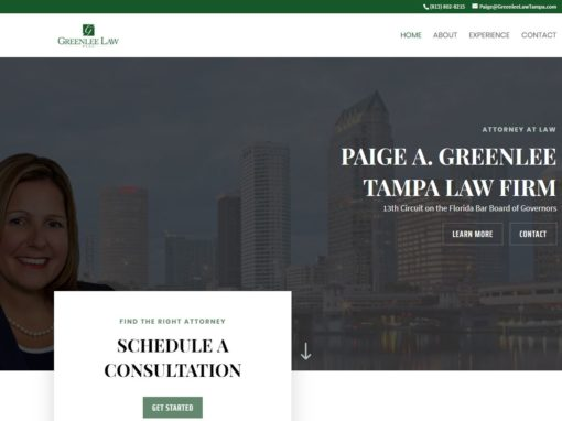 Greenlee Law