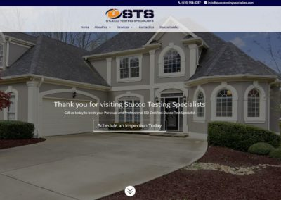 Stucco Testing Specialists Website Design Search Engine Optimization Online Marketing
